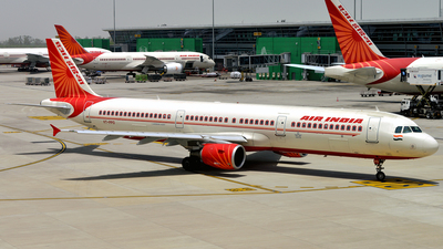 VT-PPO - Airbus A321-211 - Air India