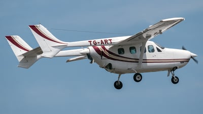 TG-ART - Cessna T337G Skymaster - Private
