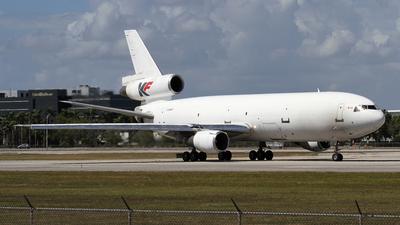 C-GKFT - McDonnell Douglas DC-10-30(F) - Kelowna Flightcraft Air Charter