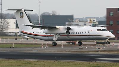 D2-EYU - Bombardier Dash 8-315 - Angola - Government