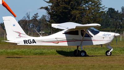 ZK-RGA - Tecnam P92 Echo Classic - Canterbury Recreational Aircraft Club