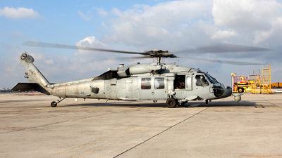 166308 - Sikorsky MH-60S Knighthawk - United States - US Navy (USN)