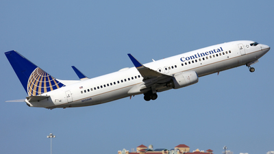 N13248 - Boeing 737-824 - Continental Airlines