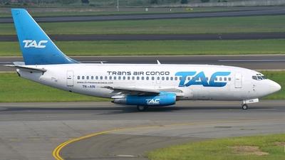 TN-AIN - Boeing 737-236(Adv) - Trans Air Congo