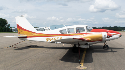 N5495Y - Piper PA-23-250 Aztec - Private