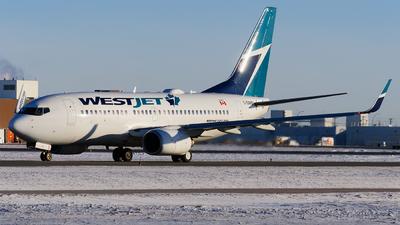 C-GWBF - Boeing 737-7CT - WestJet Airlines
