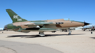 61-0086 - Republic F-105D Thunderchief - United States - US Air Force (USAF)