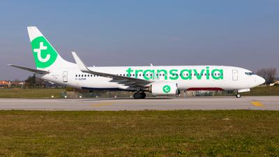 F-GZHR - Boeing 737-8K2 - Transavia France