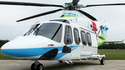 I-EASM - Agusta-Westland AW-139 - Saudi Aramco Aviation