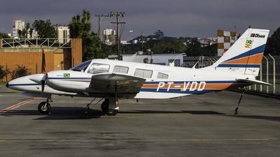 PT-VDD - Embraer EMB-810D Seneca III - Private