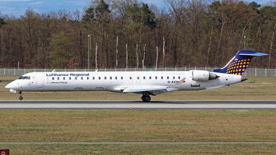 D-ACNN - Bombardier CRJ-900 - Lufthansa Regional (CityLine)