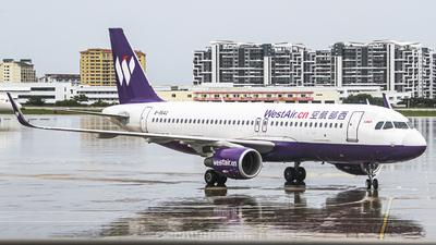B-8642 - Airbus A320-214 - West Air