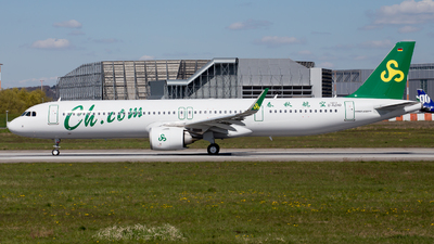 D-AZAO - Airbus A321-253NX - Spring Airlines