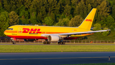 N657GT - Boeing 767-281(BDSF) - DHL (Atlas Air)