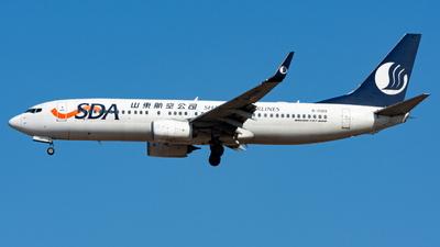 B-1509 - Boeing 737-85N - Shandong Airlines