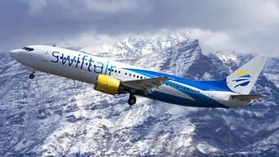 N804TJ - Boeing 737-401 - Swift Air