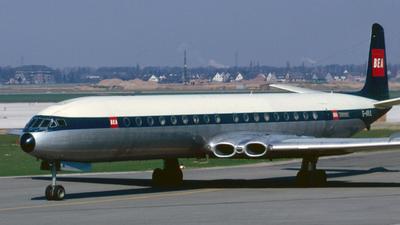 G-ARJL - De Havilland DH-106 Comet 4B - British European Airways (BEA)