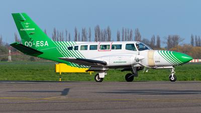 OO-ESA - Cessna 404 Titan - Eurosense Belfotop