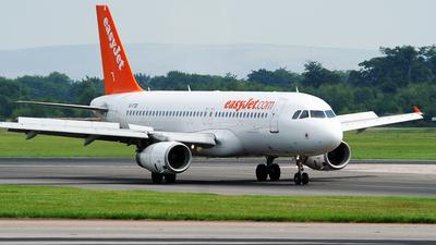 G-TTOI - Airbus A320-232 - easyJet
