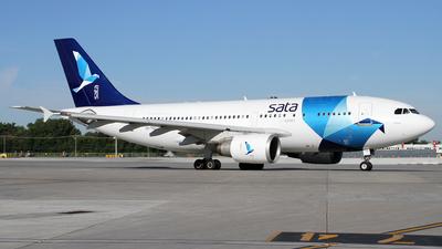 CS-TGU - Airbus A310-304 - SATA International