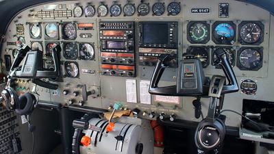 HK-5147 - Cessna 208B Grand Caravan - Aeroejecutivos de Antioquia