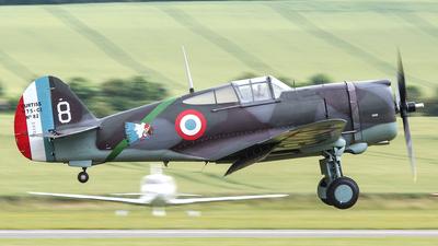 G-CCVH - Curtiss H-75A-1 Hawk - Private