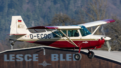 D-ECOC - American Champion 7GCBC Explorer - Aeroklub alpski Letalski center Lesce