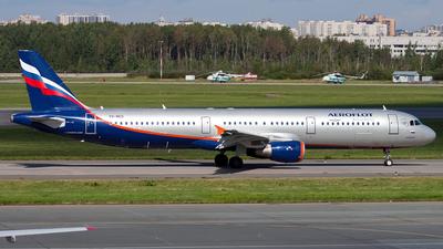 A picture of VQBED - Airbus A321211 - Aeroflot - © Ivan Goreza