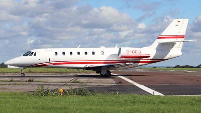 D-CEIS - Cessna 680 Citation Sovereign - E-Aviation