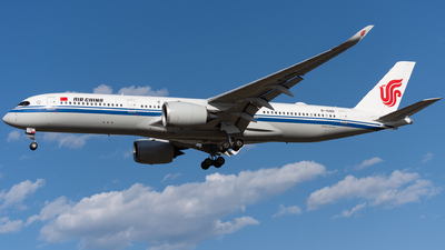 A picture of B1086 - Airbus A350941 - Air China - © HXD3D-0080