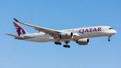 A picture of A7ALV - Airbus A350941 - Qatar Airways - © Oleksandr Smerychansky