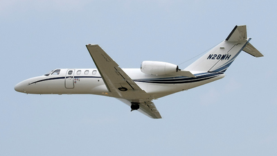 N28MH - Cessna 525B CitationJet 3 - Private