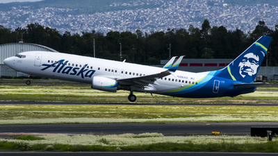 N506as Boeing 737 890 Alaska Airlines Flightradar24