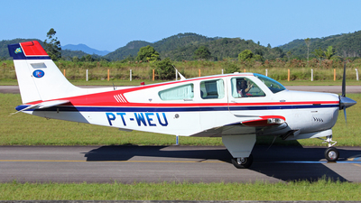 PT-WEU - Beechcraft F33A Bonanza - Private