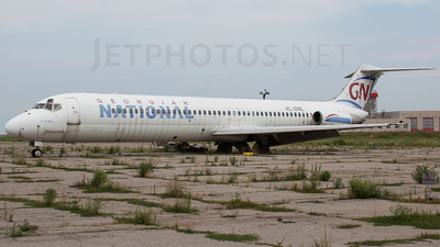 4L-GNL - McDonnell Douglas DC-9-51 - Georgian National Airlines