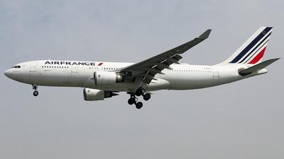F-GZCJ - Airbus A330-203 - Air France
