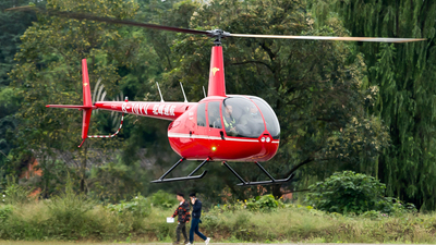 B-70YV - Robinson R44 Raven - Sichuan Tuofeng General Avation