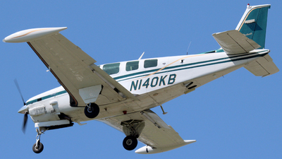 N140KB - Beechcraft A36TC Bonanza - Private