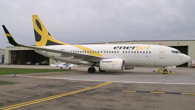 C-GBEJ - Boeing 737-7BD - Enerjet