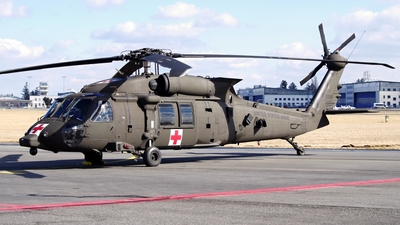16-20861 - Sikorsky HH-60M Blackhawk - United States - US Army