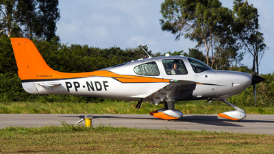 PP-NDF - Cirrus SR22-GTS G5 Carbon - Private