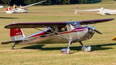 N1872V - Cessna 140 - Private