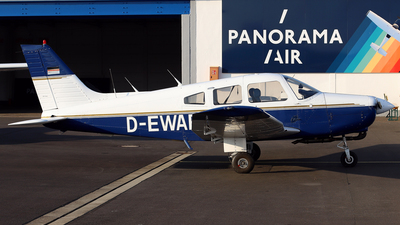 D-EWAR - Piper PA-28-161 Warrior II - PanoramaFlug