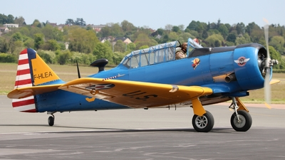 F-HLEA - North American T-6G Texan - Private