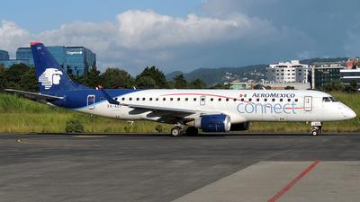 XA-ACI - Embraer 190-100LR - Aeromexico Connect