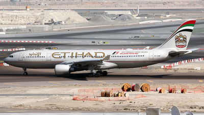 A6-AGB - Airbus A330-202 - Etihad Airways