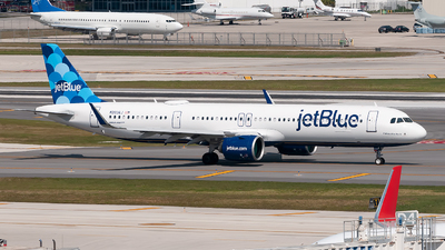 N2038J - Airbus A321-251NX - jetBlue Airways
