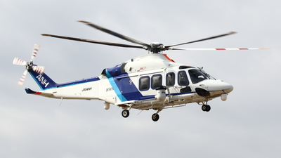 JA94NH - Agusta-Westland AW-139 - All Nippon Helicopter