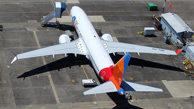 SU-TMN - Boeing 737-8 MAX - FlyEgypt