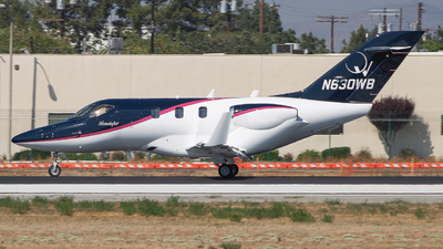 N630WB - Honda HA-420 HondaJet - Honda Aircraft Company